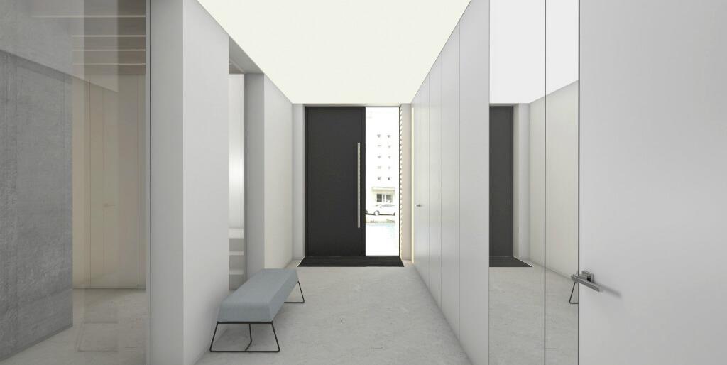 Architekci wnętrz Poznań - Projekt aranżacji domu M13 - Poznań