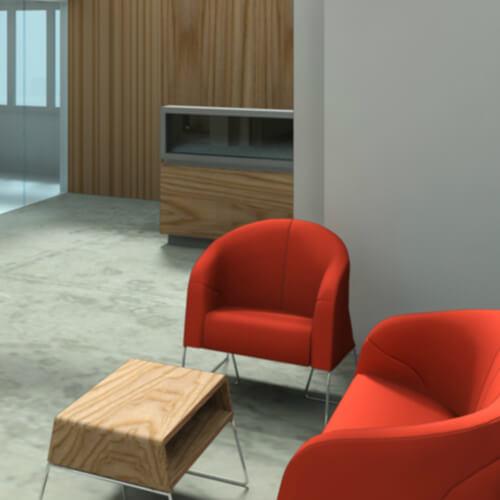 Kancelaria R12 Winogrady - Projekt aranżacji biura