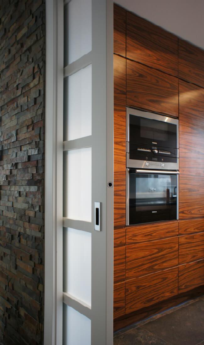Projekt aranżacji mieszkania - K5 01